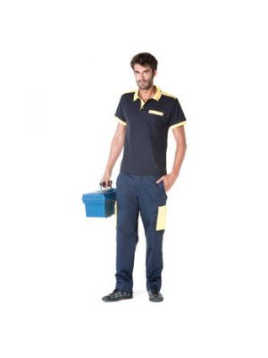 Arbeitspolos roly polo worker polyester bilden 1